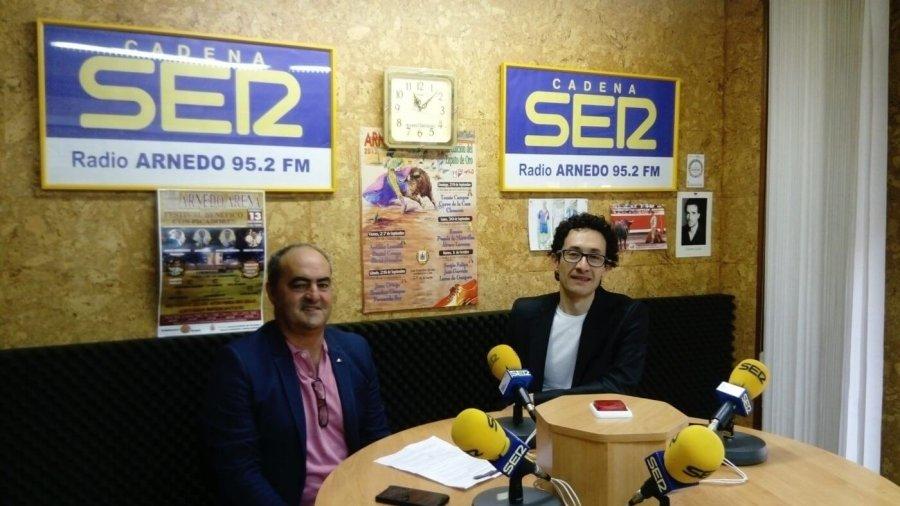 ARNEDILLO festival musica clasica en radio