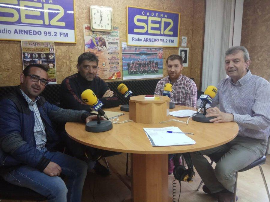 TORNEO FUTBOL BASE 2019 previa radio