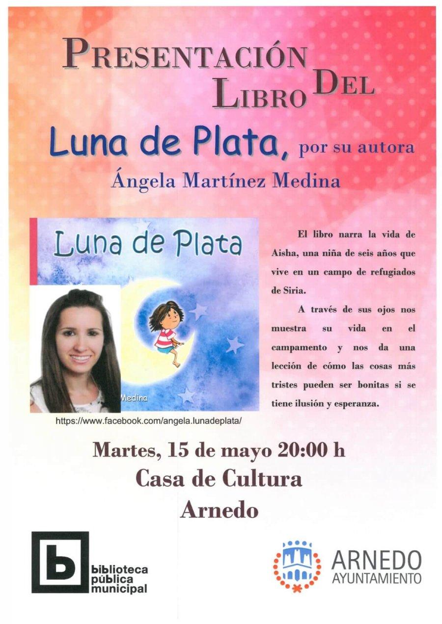 Cartel presentación Luna de Plata