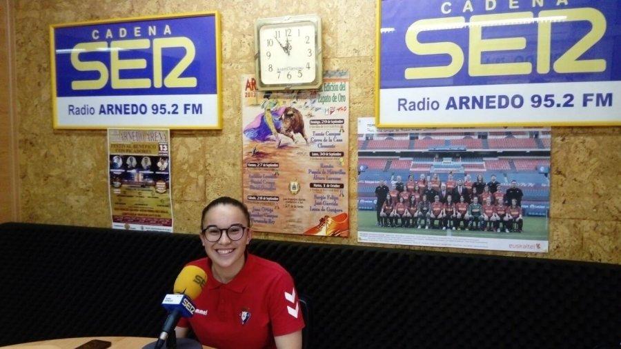 SARA CARRILLO radio