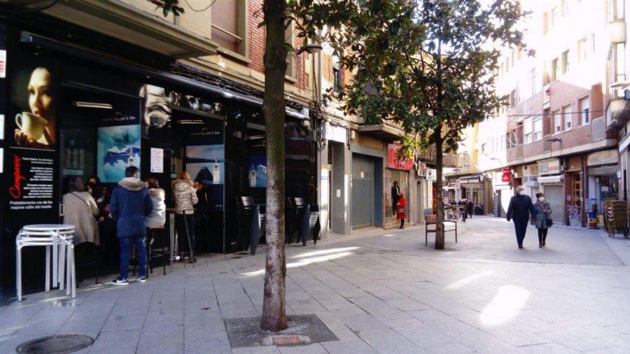 BARES ABIERTOS calle Libertad