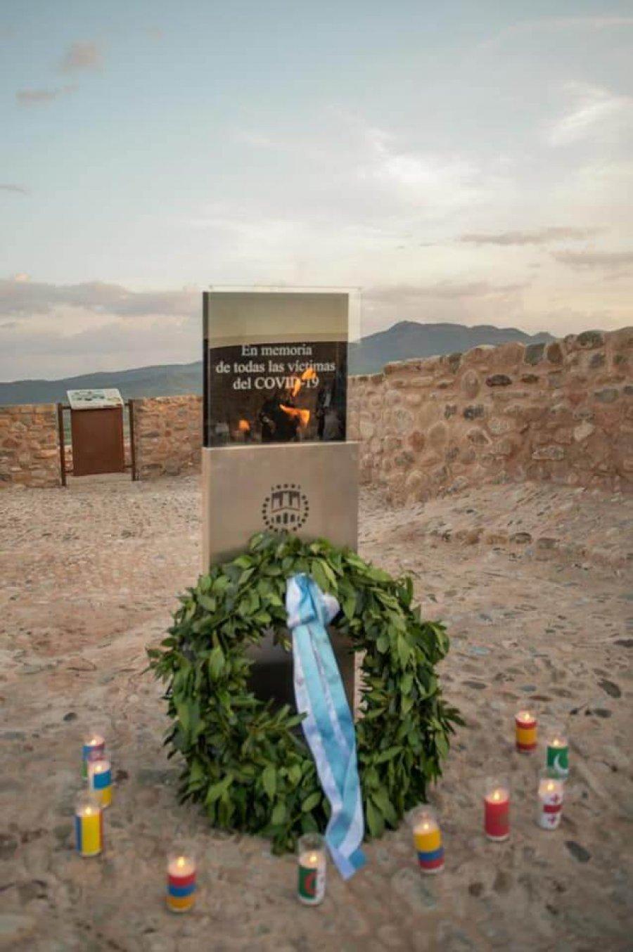MONUMENTO VICTIMAS COVID ARNEDO