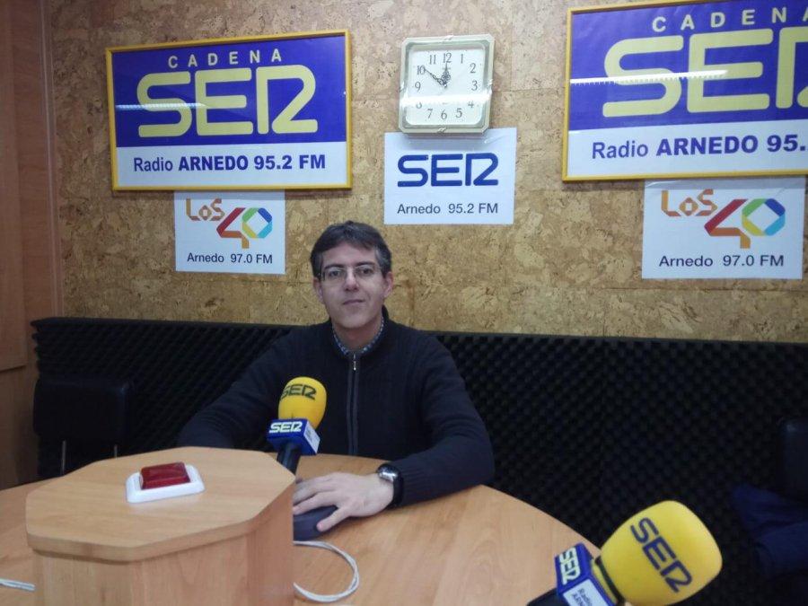 PARROCO ARNEDO radio
