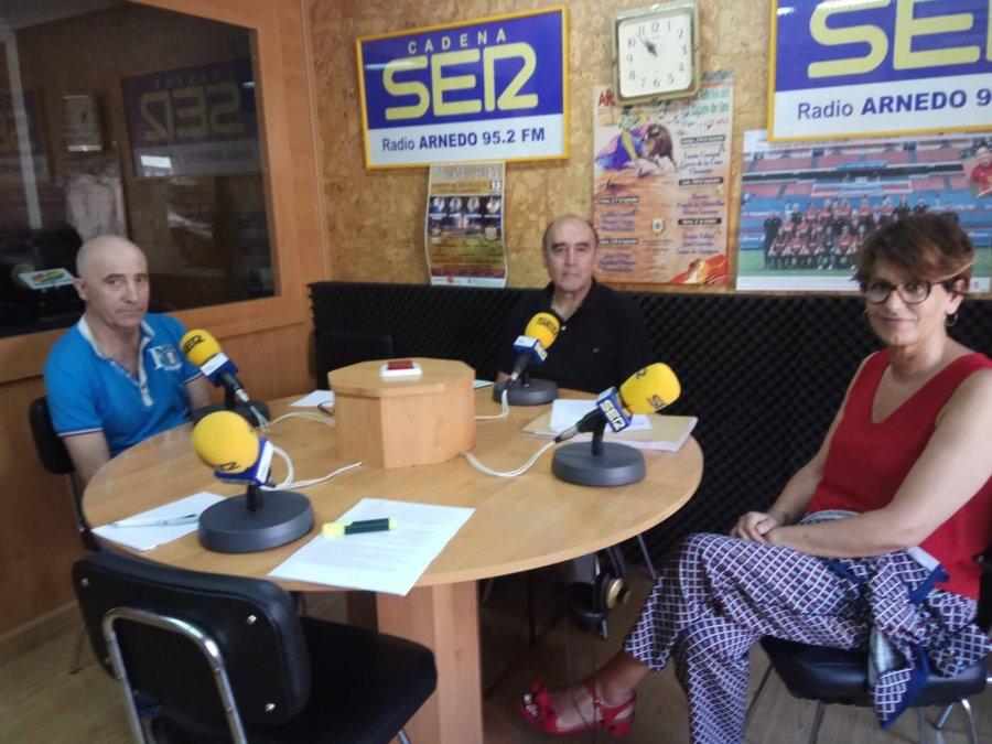 RINCON PLATAFORMA AFECTADOS VÍA radio