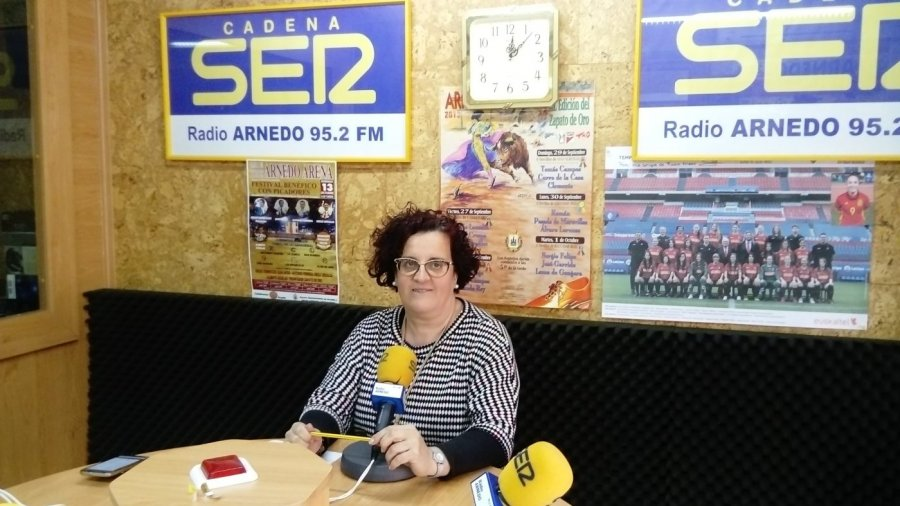 ESTHER RUBIO radio 30 abril 2019