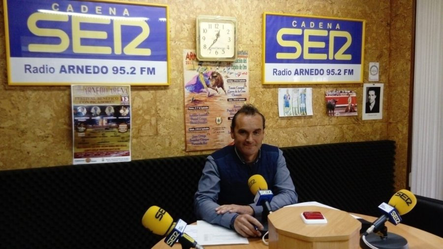 PP TOÑO EGUIZÁBAL RADIO