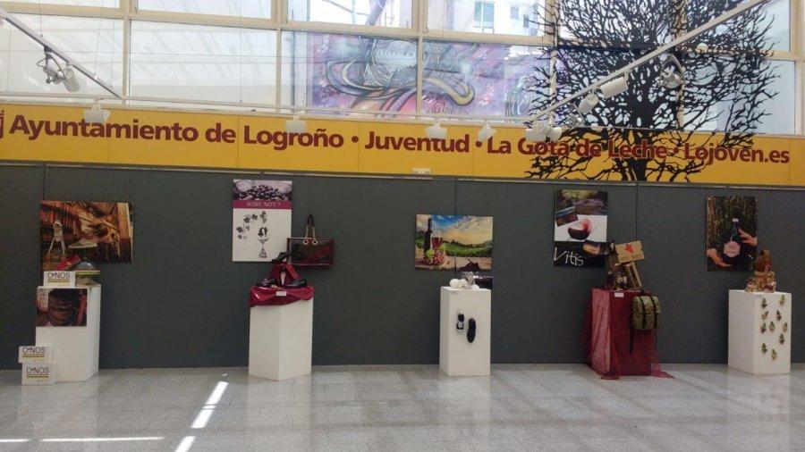 IES VIRGEN DE VICO EXPO GOTA DE LECHE 1