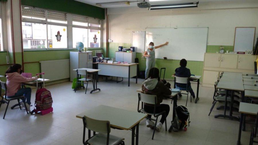 VUELTA A CLASE 26 MAYO 1