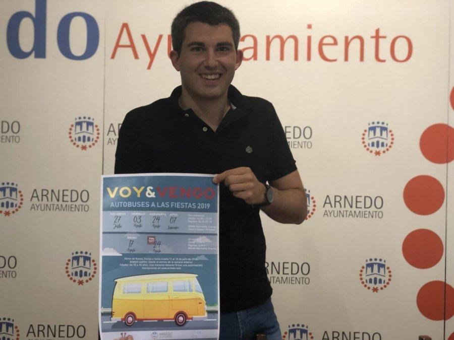 RAUL DOMINGUEZ cartel Voy y Vengo