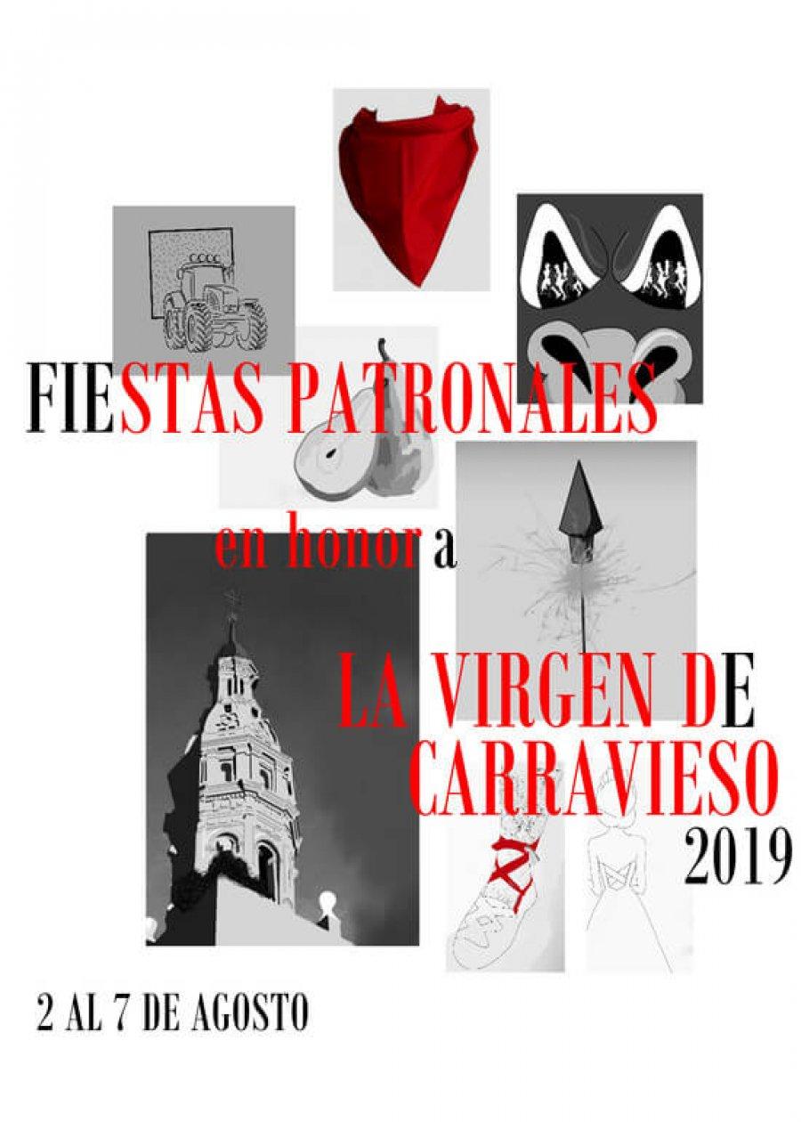 RINCON cartel fiestas agosto 2019